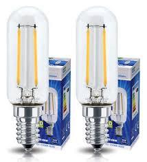 2 pack 3w led cooker hood extractor fan light bulb warm white