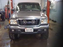 aftermarket lights for trucks aftermarket lights behind grille ranger forums the ultimate ford