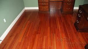 santos mahogany floor meze