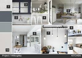 Kitchen Design Boards Rooms To Inspire Nordic Kitchen Design Concept Sampleboard Blog