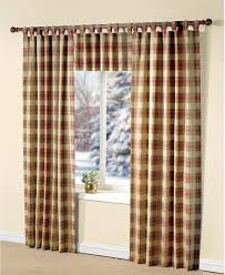 plaid curtains curtains drapes blinds and shades pinterest