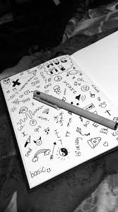 cute notebook doodles google search doodles pinterest