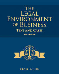 the legal environment of business text and cases 9th edition