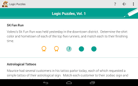 logic puzzles brain fun for android