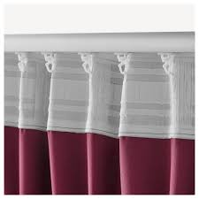 Werna Curtains Ikea by Ikea Curtains Light Blocking Decorate The House With Beautiful