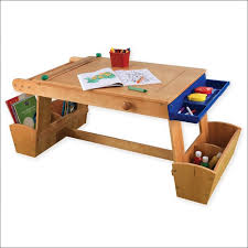 Wooden Drawing Desk Bedroom Amazing Drafting Desk For Kids L Shaped Craft Table Kids
