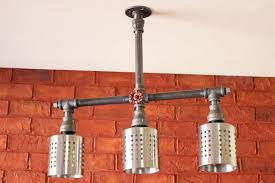 Industrial Lighting Fixtures For Kitchen 35 Industrial Lighting Ideas For Your Home Sublipalawan Style