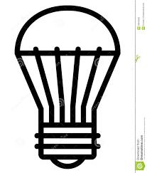 Led Lamp Light Bulbs by Led Light Bulb Icon Stock Photo Image 38640550