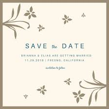 save the date invitation customize 134 save the date invitation templates online canva