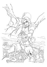 grimm fairy tales 57 by dontborninink on deviantart linework