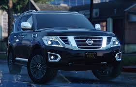 nissan patrol nismo 2016 nissan patrol 2016 gta5 vehicle wip vip gta5 mods com forums