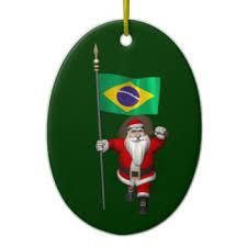 bandeira do brasil ornaments keepsake ornaments zazzle