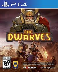amazon com the dwarves ps4 playstation 4 nordic games video