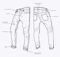 how to draw ripped jeans roadrunnersae