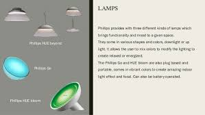 Phillips Go Light Modern Lighting Technology And Installation