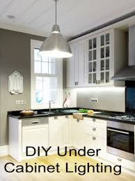 Under Cabinet Lighting Ideas Kitchen by Under Cabinet Kitchen Lighting U2013 Home Design And Decorating