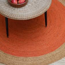 Jute Round Rugs by Faro Circular Jute Rugs The Rug Seller Ltd Free Uk Delivery