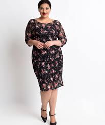 plus size unique dresses pluslook eu collection