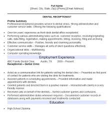 dental front office manager resume sample essay on article of