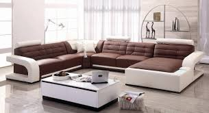 Gray Microfiber Sectional Sofa by Modern Microfiber Sectional Sofa Furniture Modern Leather