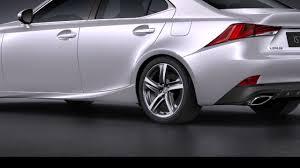 xe lexus ls460 2017 lexus is 350 f sport drive interior and exterior youtube