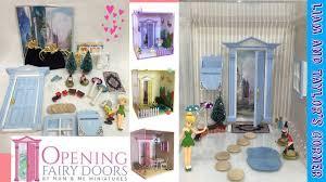 Fairy Door by Opening Fairy Door Open The Door To Make Believe Fairies And