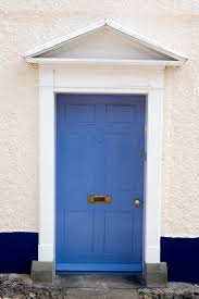 Blue House Yellow Door 21 Cool Blue Front Doors For Residential Homes Front Doors