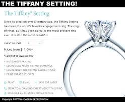 tiffany prices rings images Tiffany vs gia diamond certificates jewelry secrets jpg