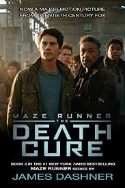 Maze Runner 3 The Cure The Maze Runner Book 3 Kindle Edition By