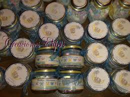 recuerdos de bautizado con frascos de gerber recuerdos para bautizo con frascos de gerber para niño imagui