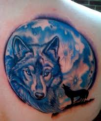 blue moon tattoo designs pictures to pin on pinterest tattooskid