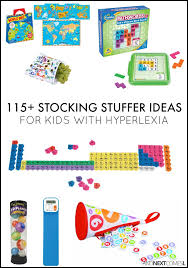 Stocking Stuffers Ideas 115 Stocking Stuffer Ideas For Kids With Hyperlexia And Next