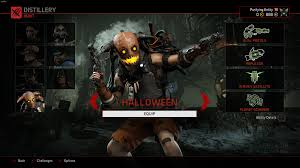 jack halloween skin just wanted to share the visuals evolvegame