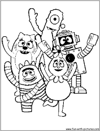 nick jr coloring pages cartoons printable coloring pages