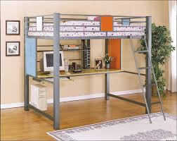 Kids Storage Beds With Desk Bedroom Wonderful Queen Loft Bed With Storage Low Bunk Beds Kids