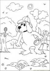 clifford coloring pages clifford the big red dog coloring page coloring home