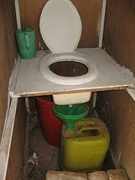 Outhouse Pedestal Toilet Urine Diverting Dry Toilet Wikipedia