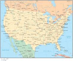 states canada map how to color us states and candian provinces map powerpoint