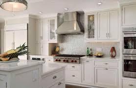 antique white kitchen cabinets backsplash best home decor