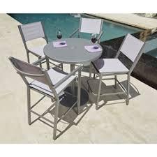 5 Piece Patio Bar Set by Outdoor Bar Sets Outdoor Bar Furniture