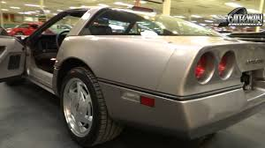 1988 corvette for sale 1988 chevrolet corvette for sale at gateway cars in our st