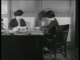metier dans les bureau travail de bureau etats unis 1920 1929 sd stock 656 732