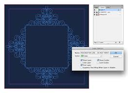 software pembuat undangan online how to create a laser cut wedding invitation in illustrator and indesign