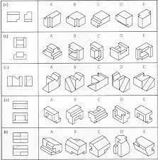 various view of isometric drawings dibujos isometricos