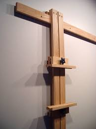 build your own wall easel woodworking projects plans studio