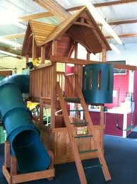 Wood Backyard Playsets by 28 Best Playsets For Small Yards Images On Pinterest Backyard