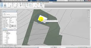 revit 2014 setup a site plan youtube