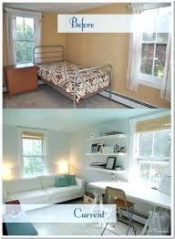 Spare Bedroom Ideas Office Guest Bedroom Best Guest Room Office Ideas On Spare Bedroom
