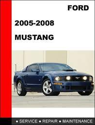 2005 ford mustang repair manual 2005 ford mustang service manual car autos gallery