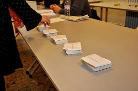 bureaux de vote comment savoir dans quel bureau de vote on est inscrit